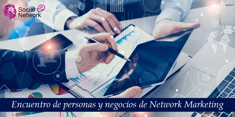 red social de network marketing active network